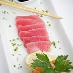 Fresh Tuna Sashimi - Style of Meads