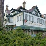 Wards hotel is a spacious detached Edwardian Property.