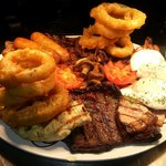 52 oz mixed grill