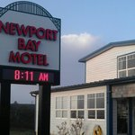 Newport Bay Motelの写真