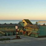 Cayucos Shoreline Inn...on the beachの写真