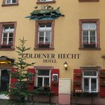 Photo de Hotel Goldener Hecht
