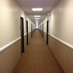  2nd floor hallway