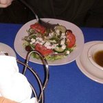 Greek salad - fresh