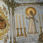  Paintings inside the church