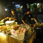  Food stall