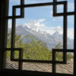  Jade Dragon Snow Mountain from our room