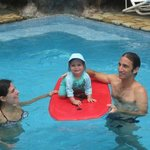 pool surf lesson (: