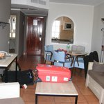 our large & comfortable apartment