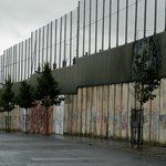 'Peace Wall' Belfast