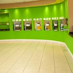 6 Froyo Machines with up to 18 Flavors!