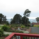 View from Farallon cottage deck