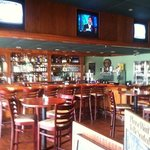 Bar side booths etc avail on other sise