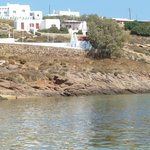 Agios Sostis Beach