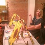 Painting the Sunflower