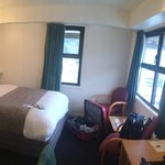 160 degree view of the room