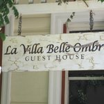 Photo de La Villa Belle Ombre