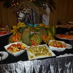new year gala buffet at hikkaduwa beach hotel