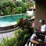 Photo de Padangbai Beach Homestay
