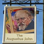 Augustus John, the artist after whom we are named