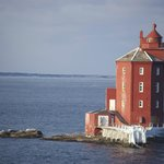 A light house close to Trondheim