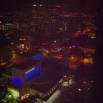  View of downtown Phoenix from the 21st floor