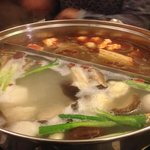  Double Broth: Hot and Spicy + Chicken