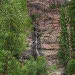 Lower Cascade Trail and Falls