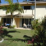 Foto de Noosa Gardens Riverside Resort Sunshine Coast