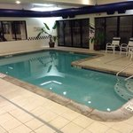 Indoor pool Open between 6 AM and 11 PM