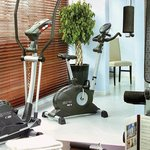  Park&amp;Suites Confort Annemasse - Fitness Room