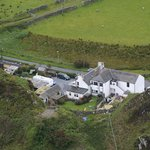 aerial view of Tigh Na Suil