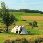 Camping on B&B A-Rigaud, France