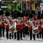 Windsor Castle - Changing of the guard