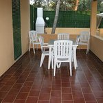  Terraza Apartamento Deluxe