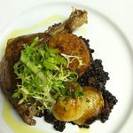 """pocketbook"" duck confit"