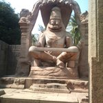 Statue of Ugra Narsimha