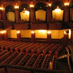 Lovely and elegant theater