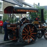  Hunton Steam Gathering Held annually on the Second weekend of September