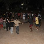 Warli Dancing night