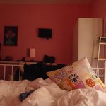  pink room