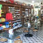  inside pharmacy area