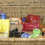  Refreshments In Basket