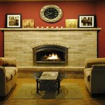  Lobby Fireplace