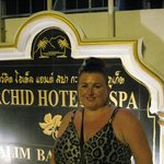 Foto de Orchid Hotel and Spa