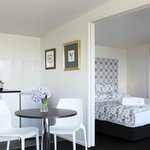 Seaview Apartment: View To Bedroom