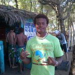 DAURI my surfing Teacher