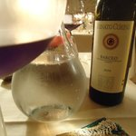 a Barolo with dinner