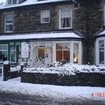 Dunvegan in the snow