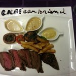 Chateaubriand! Lovely